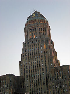 Cool Building in Buffalo