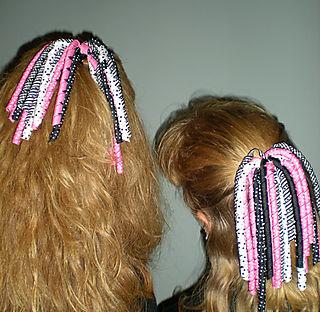 Stefanie lillian hair