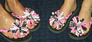 Stefanie lillian feet