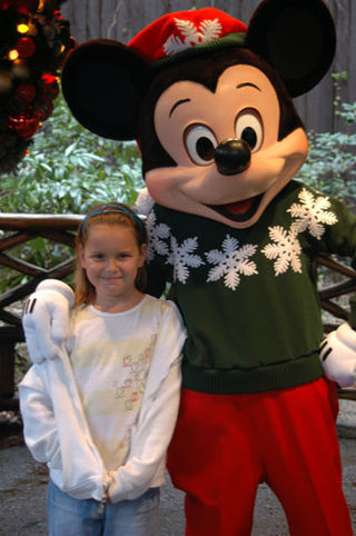 Rhyan and Mickey