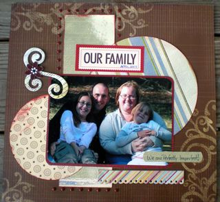 Our family happy helen