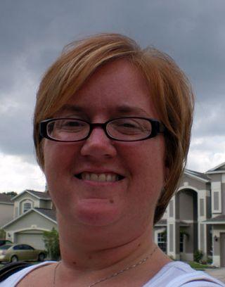 June new hair do