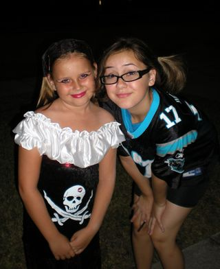 Rhyan and Chase Halloween