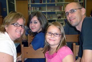 Family Pic NJHS