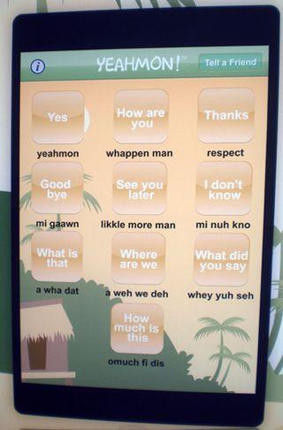 Web phone translation