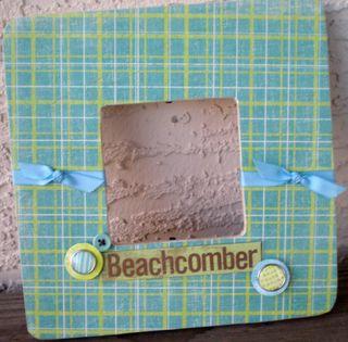 Beachcomber frame