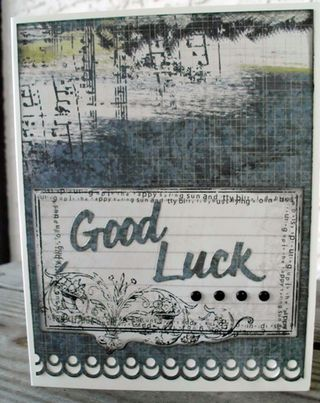 Good Luck Retirement full card