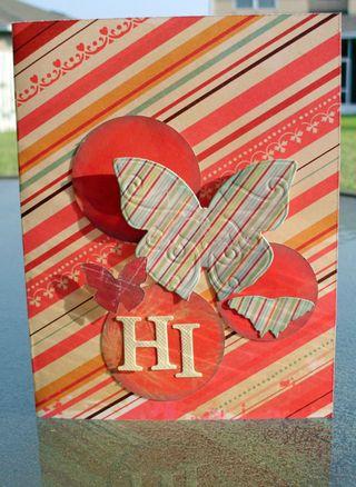 May Hi Card