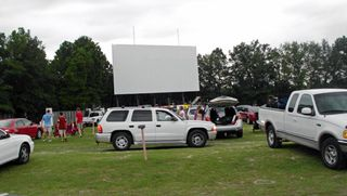 Drive in pic two